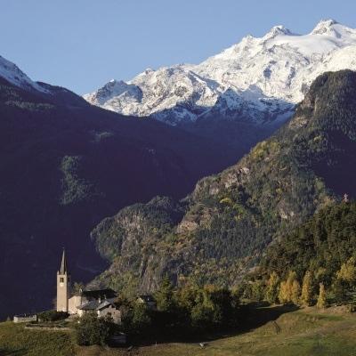 Westalpen - Aosta: Wandern und Hochgebirge erleben