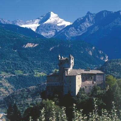 Wanderwoche durch die Seitentäler von Aosta: La Grivola