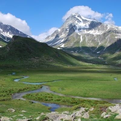 Wanderreise zwischen Aosta und Wallis: Das Weißwassertal am Grand Combin