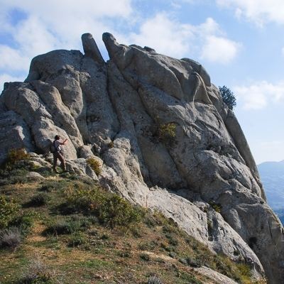 Erlebnis-Wanderungen in der Basilikata: Lucaner Dolomiten