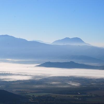 Wanderreise durch die Basilikata: Monte Papa 2005 m