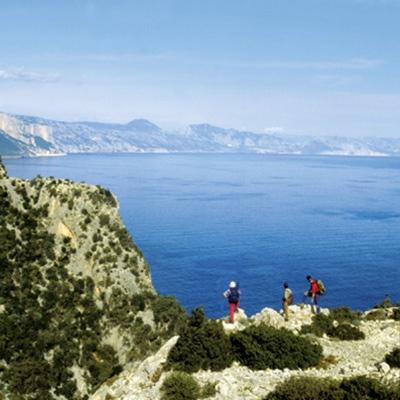 Sardinien: Bergwanderungen mit Meerblick