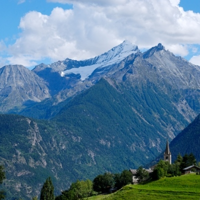 Wanderreise durch die Seitentäler von Aosta