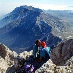 Gipfeltouren in den Abruzzen: Nationalpark Gran Sasso