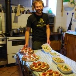 Zu Tisch bitte: Essen wie Gott in Piemont...