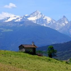 Wandern in Aosta: Die Sonnenseite des Tales