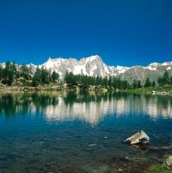 Aosta Wanderwoche: Genuss-Wandern am Fuße der 4000er