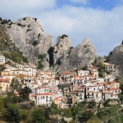 Basilikata: Castellmezzano - Lukaner Dolomiten