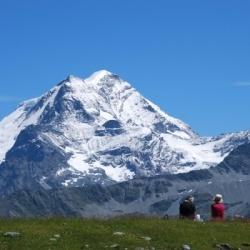 Grand Combin: Wanern zwischen Gletscherriesen