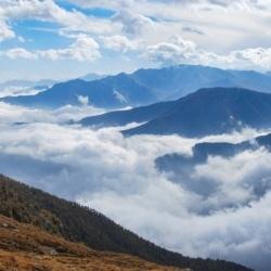 Gemütliche Wanderreise mit Gipfelschau in Piemont